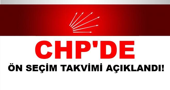 CHP'de Ön Seçim Bilmecesi Çözüldü!