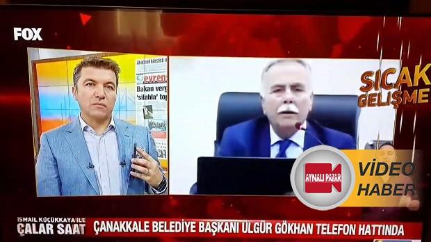 Başkan Gökhan Özür Diledi..