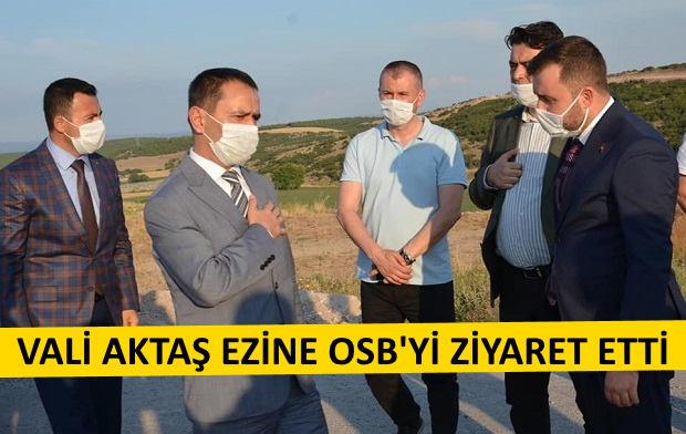 Valiye İlk Sitem ÇTSO Başkanından..