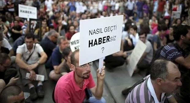 Bugün 10 Ocak Çalışan Gazeteciler Günü; Türkiye'de 10 Bine Yakın Gazeteci İşsiz!