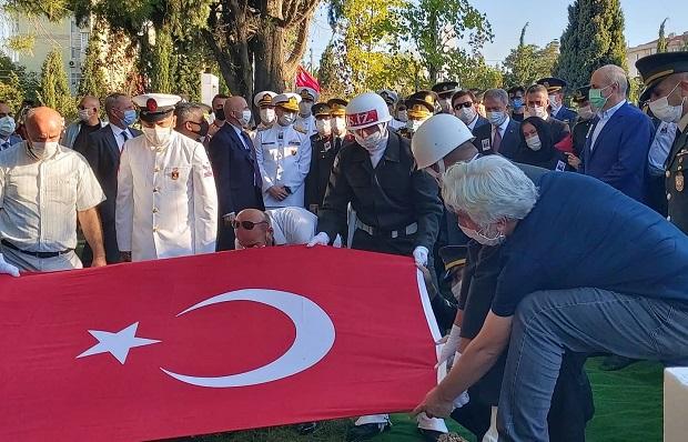 Şehit Tuğgeneral Erdoğan Son Yolculuğuna Uğurlandı…