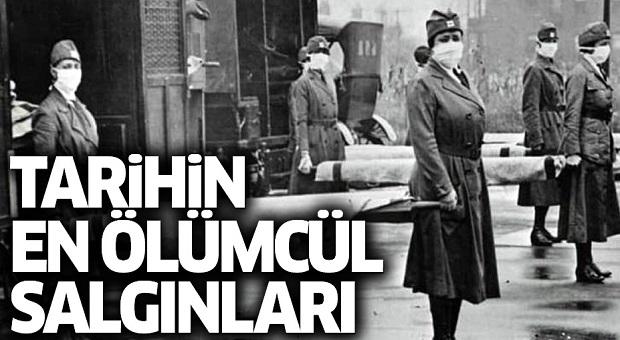 Dünya ve Türk Tarihinin En Ölümcül Salgınları