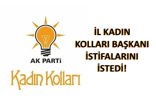 AK Parti'de Operasyon Kadınlardan Başladı!