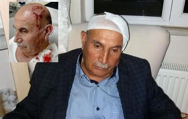 Çanakkale'de Kürtçe Konuşan Yaşlı Adama Saldırı!