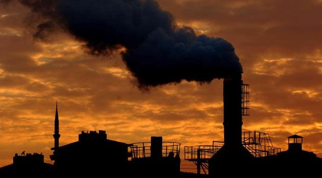 Çanakkale'de Hava Kirliliği Normal Değerlerin 9 Kat Üzerinde..