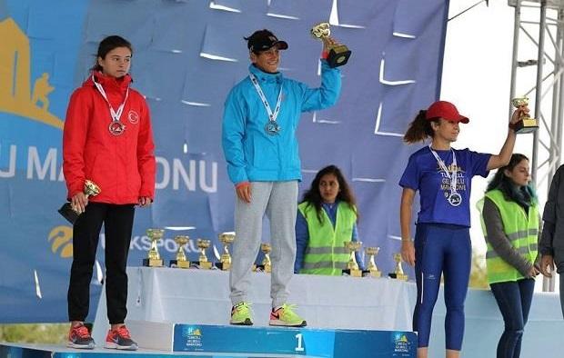Türk Sporcular Maratona Damga Vurdu