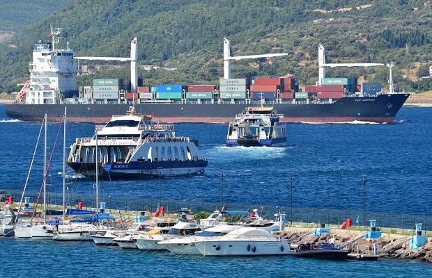 DTO'dan Boğazlardan Geçen Gemileri Dolandırıcılık Uyarısı