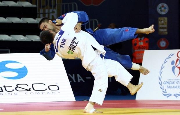 Judo Türkiye İl Birinciliği Müsabakaları Çanakkale'de