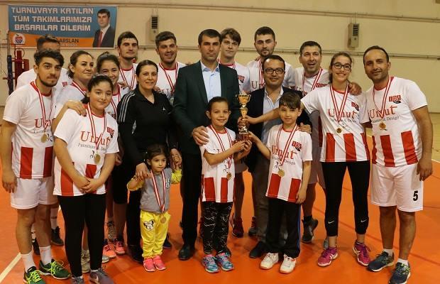 Bayramiç Belediyesi Voleybol Turnuvası Finali Gerçekleştirildi