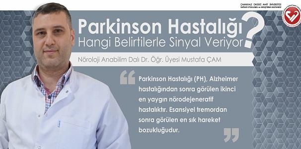 Parkinson Hastalığının Hangi Belirtilerle Sinyal Veriyor?