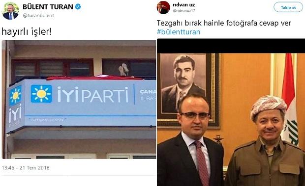 Siyaset Fena Sertleşti!