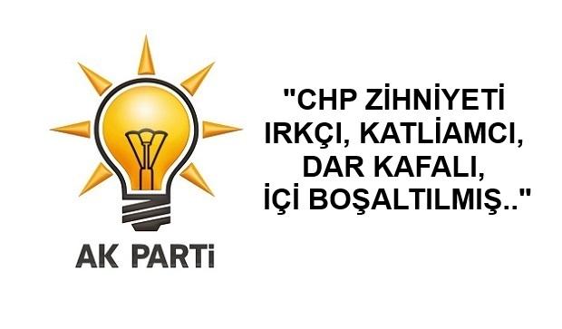 AK Parti Mahalle Başkanlığından Şok Paylaşım!