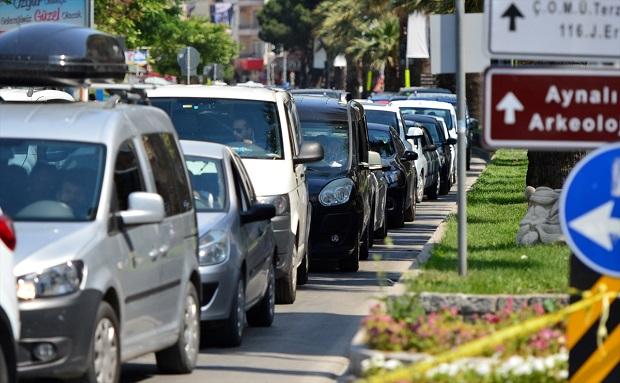 Dikkat: Şehiriçi Trafik Güzergahı Bayram Boyunca Değişti!