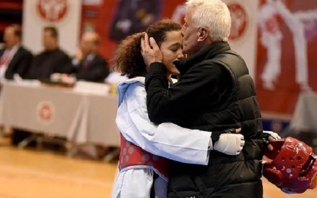 Çanakkaleli Emine Göğebakan Avrupa Şampiyonu Oldu