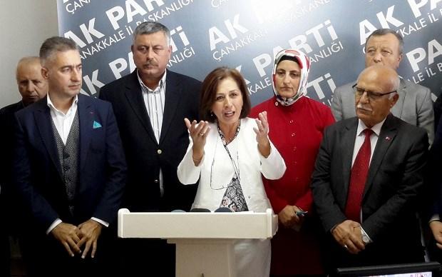 AK Parti Grubundan Protesto.. Meclise Katılmayacaklar!