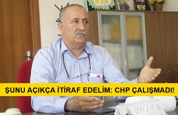 CHP'li Başkandan CHP Örgütlerine Sert Eleştiri