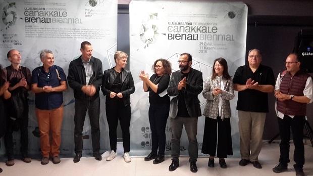 6.Çanakkale Bienali Kapılarını Sanatseverlere Açtı