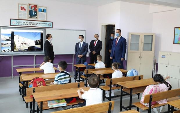 2020 – 2021 Eğitim – Öğretim Yılı Başladı