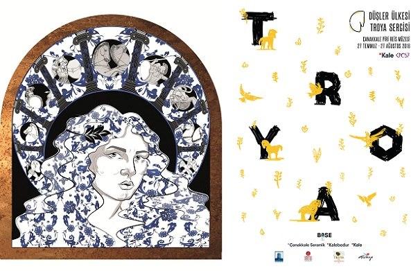 Düşler Ülkesi: Troya Sergisi Çanakkale ve İstanbul'da Açılacak