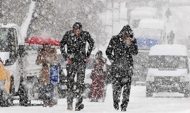 Geciken Kış Hafta Sonu Geliyor