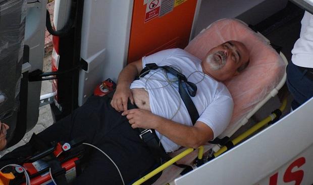 Antrenör Maç Öncesi Kalp Krizi Geçirdi