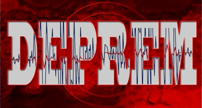 Çanakkale'de 3 Şiddetinde Deprem..