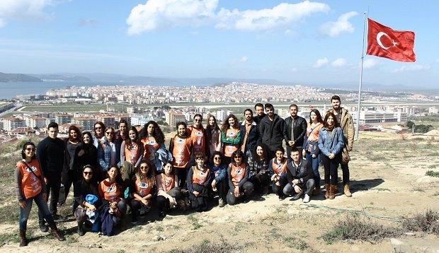 Koza Gençlik Derneği'nden #FarklıyızEşitiz Projesi