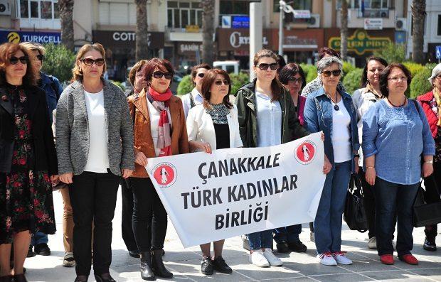 Türk Kadınlar Birliği'nin 94'üncü Yıldönümü Kutlandı