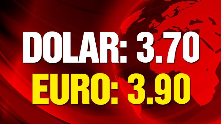 Dolar ve Euro Haftaya Yeni Rekorla Başladı