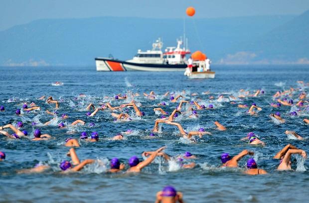 Çanakkale Boğazı Yüzme Yarışmasına Covit-19 Darbesi!