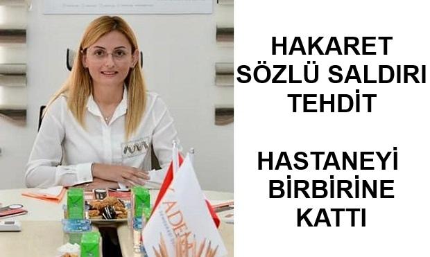 AK Parti Belediye Başkan Aday Adayının Eşinden Doktora Saldırı!