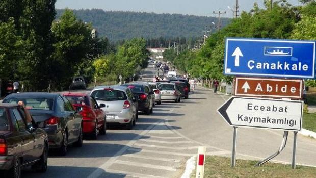 GESTAŞ 4 Günlük Tatilde 102 Bin Araç Taşıdı