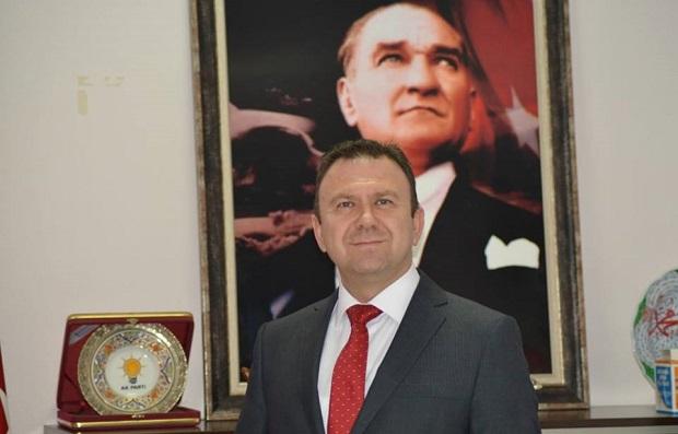 AK Partide İlk Aday Adayı Erdener Can..