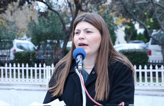 Güneş Pehlivan Avrupa Konseyinde Türkiye'yi Temsil Edecek