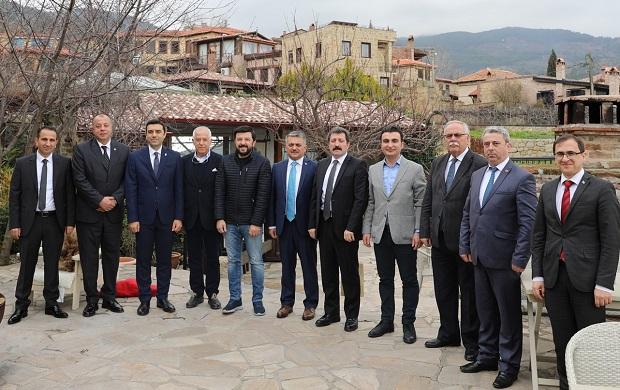 """Cumhurbaşkanlığı Türkiye Bisiklet Turu'na """"Troya"""" Damgası Vurulacak!"""