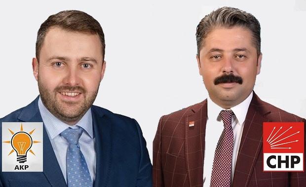 AKP'li ve CHP'li Başkanlar Sosyal Medyada Kapıştı