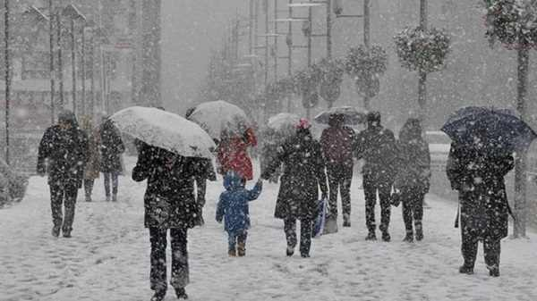 Dikkat: Yılın En Kuvvetli Kar Yağışı Geliyor!