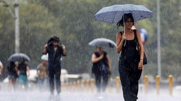 Serin ve Yağışlı Hava Uyarısı..