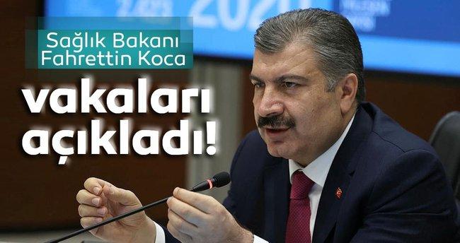 Sağlık Bakanı Çanakkale'nin Son Durumunu Açıkladı!
