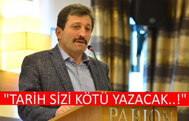 Vali Orhan Tavlı'ya Tarihi Çağrı!