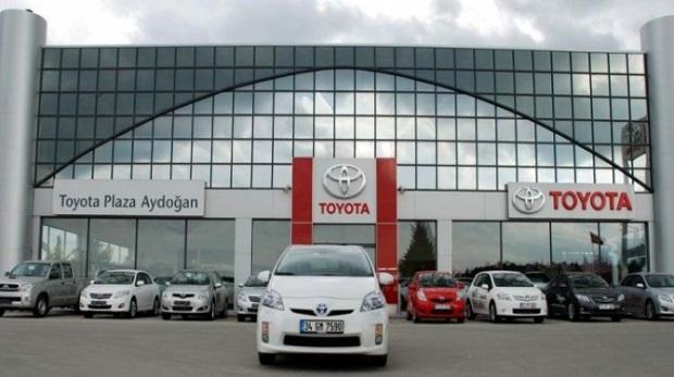 Toyota'nızı İndirimli Alın Çekilişsiz Kurasız Avrupa'ya Uçun
