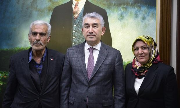 Kahraman Polis Fethi Sekin'in Ailesi Çanakkale'de..