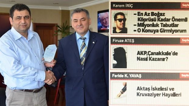 """""""demokratcanakkale.com""""  Büyüteç Altında"""
