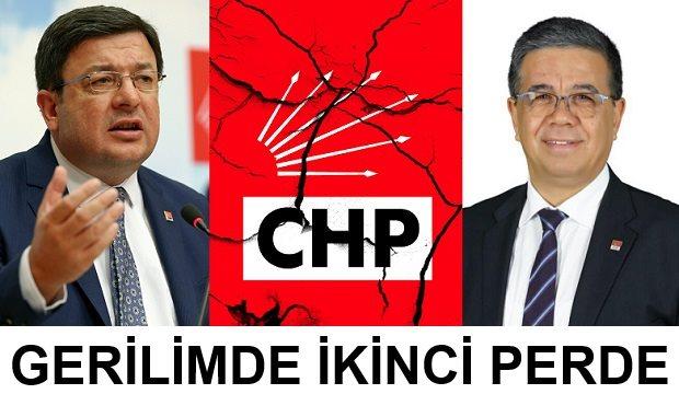 CHP'de Vahim İddialar..
