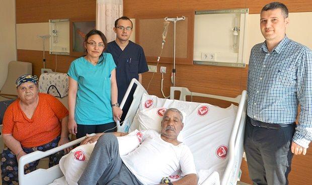 Felçli Hasta Uygulanan Yöntemle Sağlığına Kavuştu