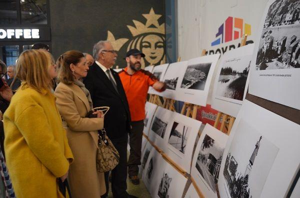 Cumhuriyet Çanakkale'si Sergisi TroyPark AVM'de