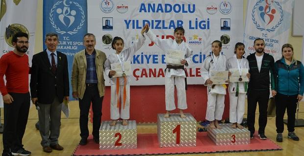 Anadolu Yıldızlar Ligi Judo Türkiye İl Birinciliği Sona Erdi