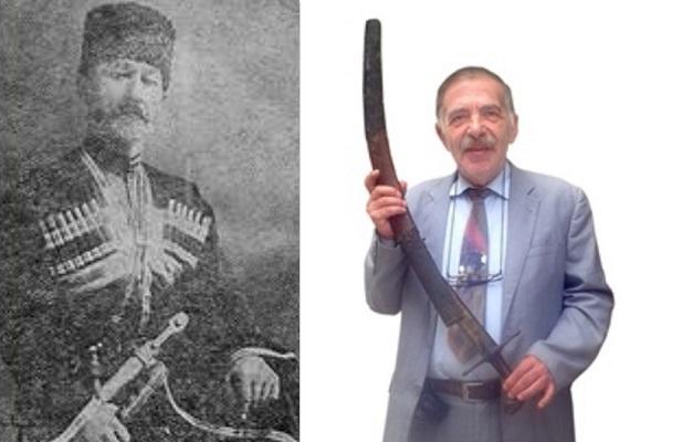 Anzavur Ahmet'in Kılıcı Biga'da Bulundu!