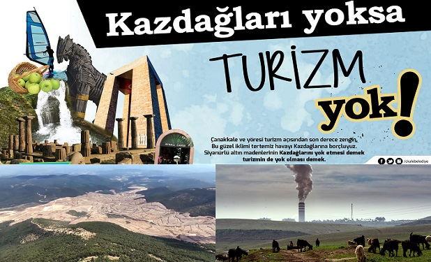 Turizm Katili: Termik Santraller ve Siyanürlü Altın Madenciliği