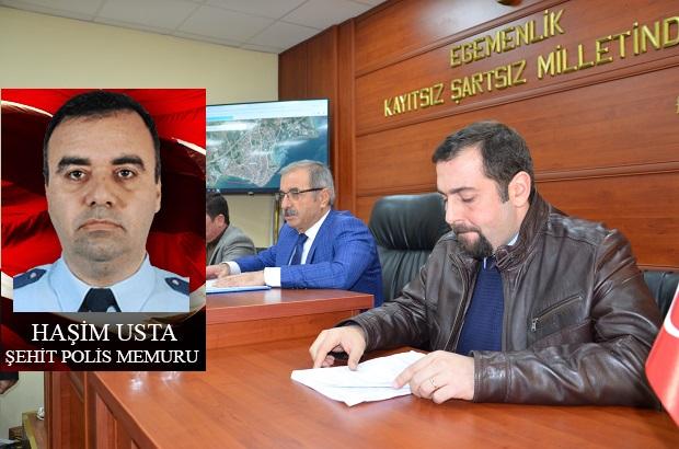 Şehit Polis'in Adı Gelibolu'da Yaşatılacak